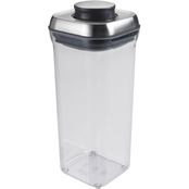 OXO Good Grips POP Steel Small Square Container 1.5 qt.