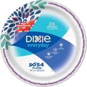 Dixie 10 1/16 in. Paper Plate 54 ct.