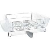 OXO Good Grips Folding Stainless Steel Dish Drying Rack