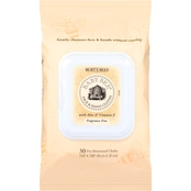 Burt's Bees Baby Bee Face and Hand Cloths 30 Ct.