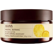 AHAVA Pineapple & Peach Body Butter