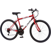 Pacific Cycle Mens Stratus 26 in. Mountain Bicycle