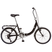 Schwinn Loop 20 in. Folding Bicycle