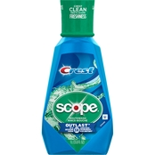 Crest Scope Outlast Mouthwash 16.9 oz.