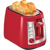 Hamilton Beach Ensemble Extra Wide Slot 2 Slice Toaster