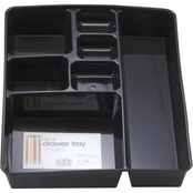 Officemate Drawer Tray Deep Dish Black