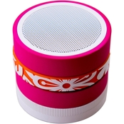 Tech Candy Bluetooth Wireless Speaker, Blooming