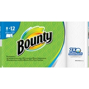 Bounty Select-a-Size Giant Roll Paper Towels 8 pk.
