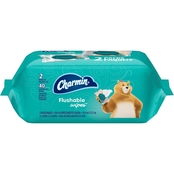 Charmin Freshmates Flushable Wet Wipes 80 pk.