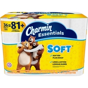 Charmin Essentials Soft Toilet Paper, 24 ct.