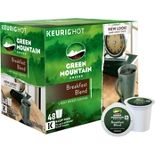 Keurig Green Mountain Coffee Breakfast Blend 48 Pk.