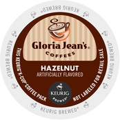 Keurig Green Mountain Gloria Jean's Hazelnut Coffee, 48 ct.