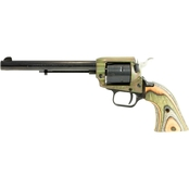 Heritage Rough Rider 22 LR 6.5 in. Barrel 6 Rnd Revolver Color Case Hardened