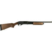 Remington 870 12 Ga. 3 in. Chamber 18 in. Barrel 5 Rnd Shotgun Black