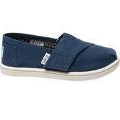 TOMS Toddlers Tiny Classic Slip On Shoes