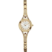 Guess Women's Petite Crystal Watch 22mm U0135L2