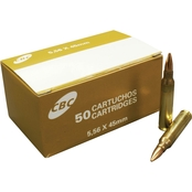 MagTech CBC Match .556 NATO 77 Gr. Boat Tail Hollow Point, 50 Rounds