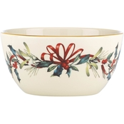 Lenox Winter Greetings 5 in. Bowl