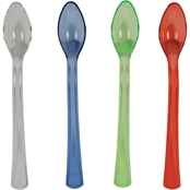 Sensations Assorted Translucent Mini Spoons 24 ct.
