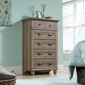Sauder Harbor View 5 Drawer Chest
