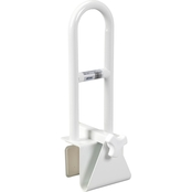 Drive Medical Bathtub Shower Grab Bar Safety Rail, Parallel