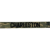 Embroidered Air Force RABU Nametape No Velcro Non-Standard 4.5 in.
