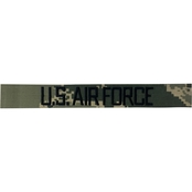 Embroidered Air Force RABU Branch Tape No Velcro Non-Standard 4.5 in.