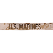 USMC Desert Marpat Branch of Service Tape