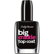 Sally Hansen Big Crackle Top Coat