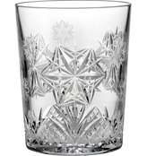 Waterford Snowflake Wishes for Peace Double Old Fashioned Gllass