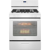 Whirlpool 5.1 Cu. Ft. Freestanding Gas Range With Under Oven Broiler
