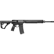 Daniel Defense MK12 5.56 NATO 18 in. Barrel 32 Rnd Rifle Stainless Steel