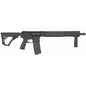 Daniel Defense V9 5.56 NATO 16 in. Barrel 32 Rnd Rifle Black