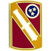 Army CSIB 196th Field Artillery Brigade