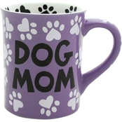 Our Name is Mud Dog Mom Mug
