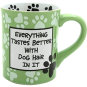 Our Name is Mud Dog Hair Mug