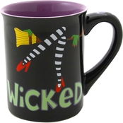 Enesco Our Name is Mud Wicked Mug