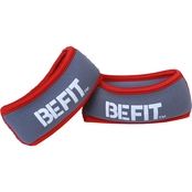 BeFit 1 Lb. Wrist Weight 2 Pk.