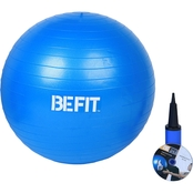 BeFit Exercise Ball With Pump