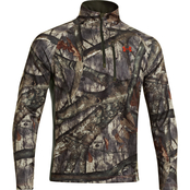 Under Armour Camo Performance Quarter Zip