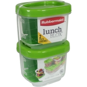 Rubbermaid Lunchblox Sauce Kit 2 Pk.