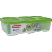 Rubbermaid Lunchblox Entree Kit with Trays