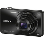 Sony 18MP 10x Optical Zoom Compact Point and Shoot Digital Still Camera