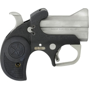 Bond Arms Backup 45 ACP 2.5 in. Barrel 2 Rds Pistol Stainless Steel