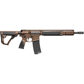 Daniel Defense M4A1 Milspec+ 556NATO 16 in. Barrel 32 Rnd Rifle Flat Dark Earth
