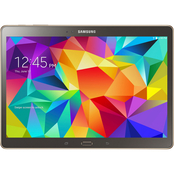 Samsung Galaxy Tab S 10.5 in. 16GB with AMOLED Display - Titanium Bronze
