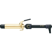 Hot Tools Classic Gold 1.25 in. Spring Curling Iron
