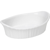 CorningWare French White III 18.6 oz. Appetizer Dish