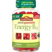 Nature Made Energy B12 Adult Gummies 80 Ct.