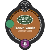 Green Mountain Coffee French Vanilla K-Carafe Pod 8 pk.